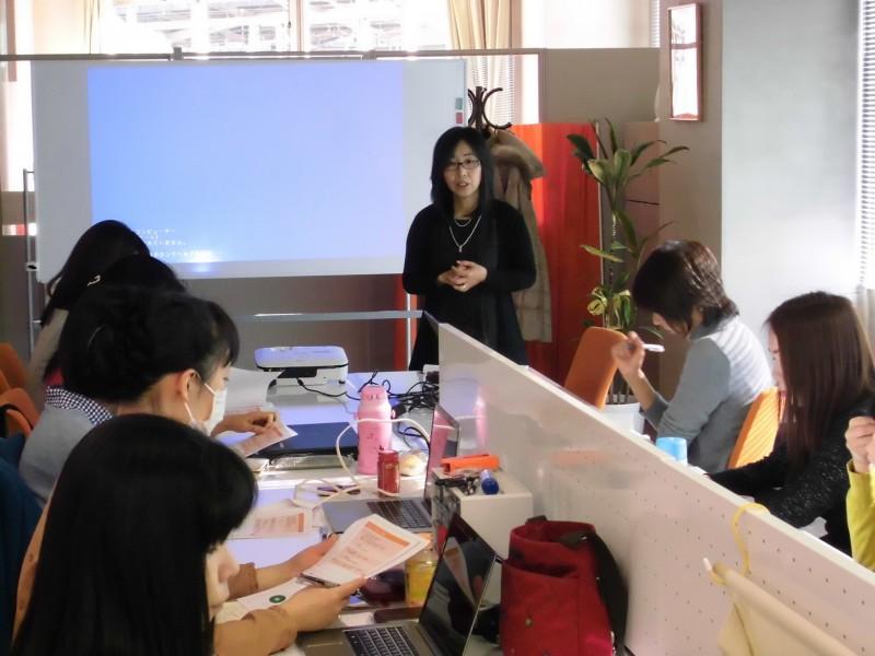 女性起業支援ルームCOCOオフィス「あなたにとって最適なホームページ活用」