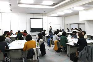 創業ベンチャー支援センターセミナー「SNSを活用した集客法」講師:Total IT School(トータルITスクール)代表 今井房子